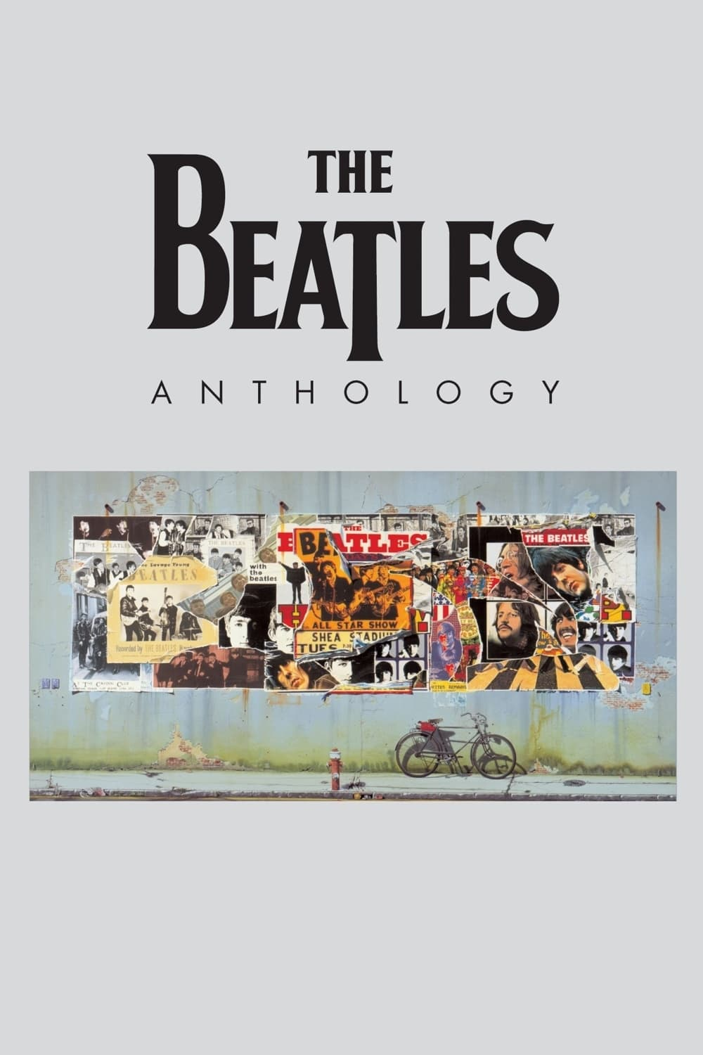 The Beatles Anthology series tv complet