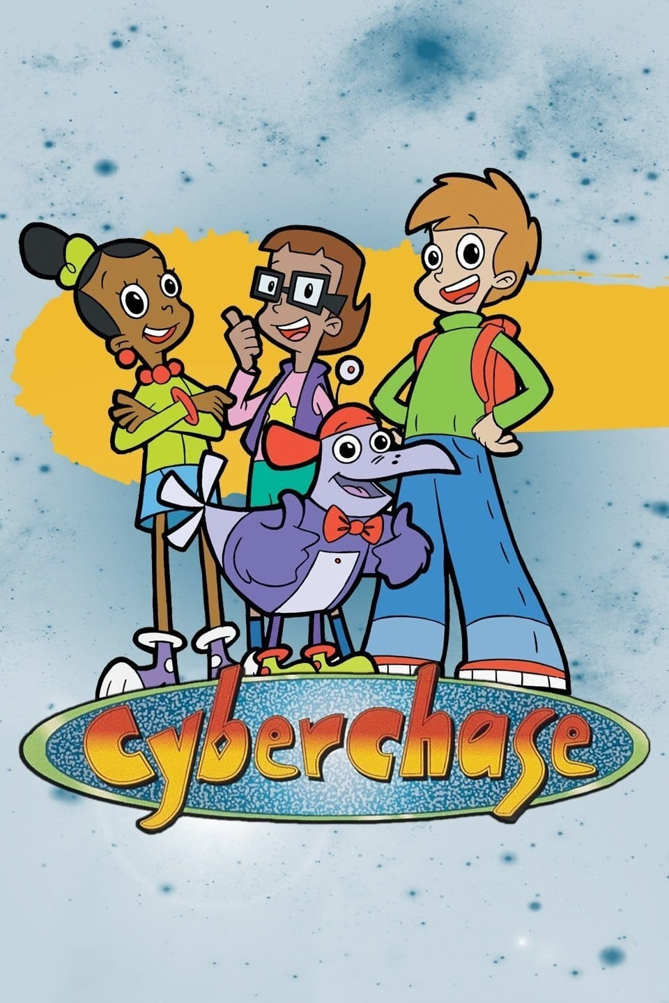 Cyberchase series tv complet