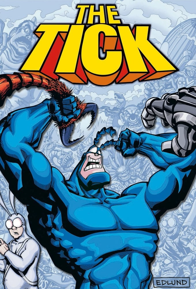 The Tick series tv complet