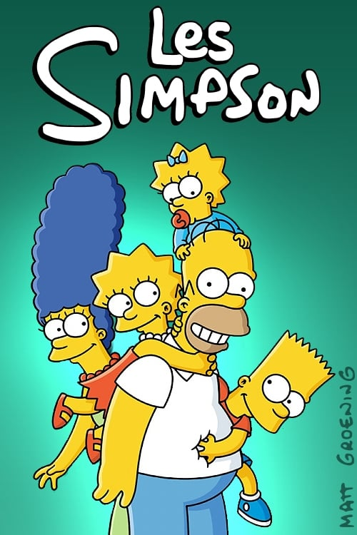 Les Simpson series tv complet