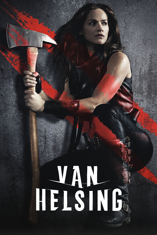 Van Helsing series tv complet