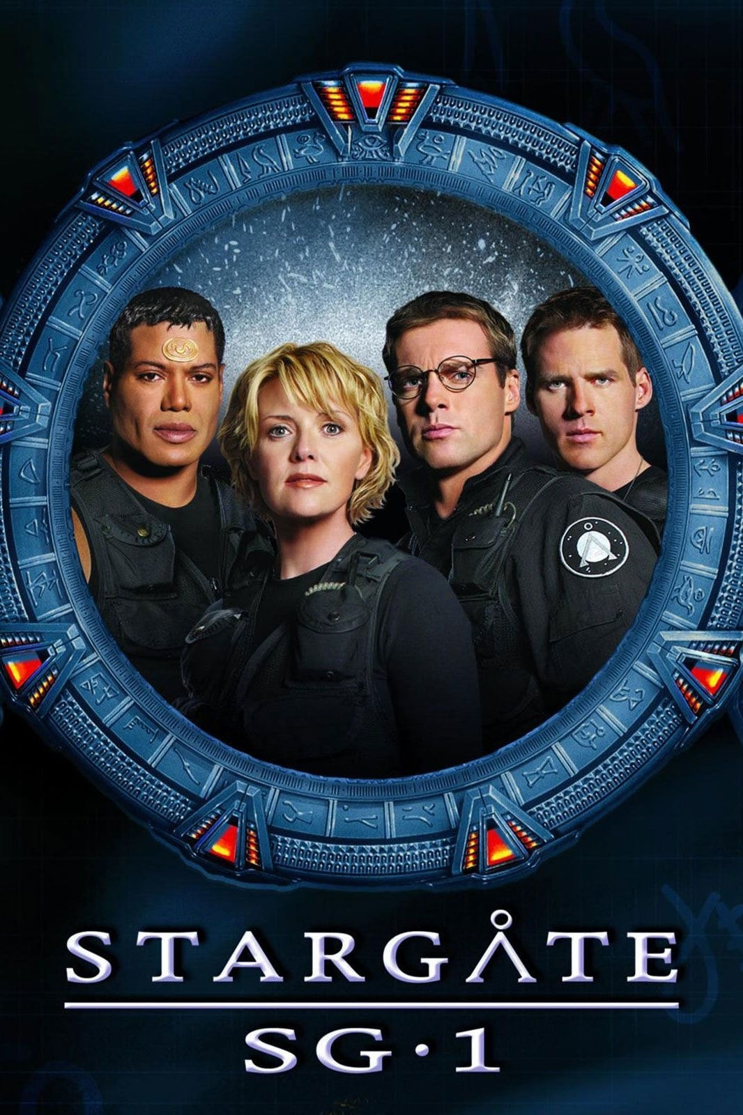 Stargate SG-1 series tv complet