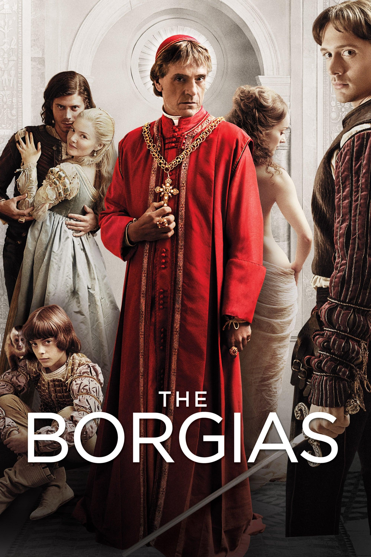 The Borgias series tv complet