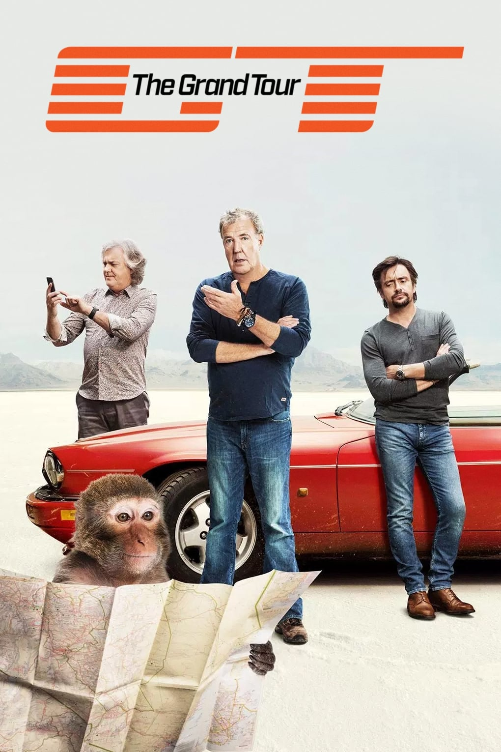 The Grand Tour series tv complet