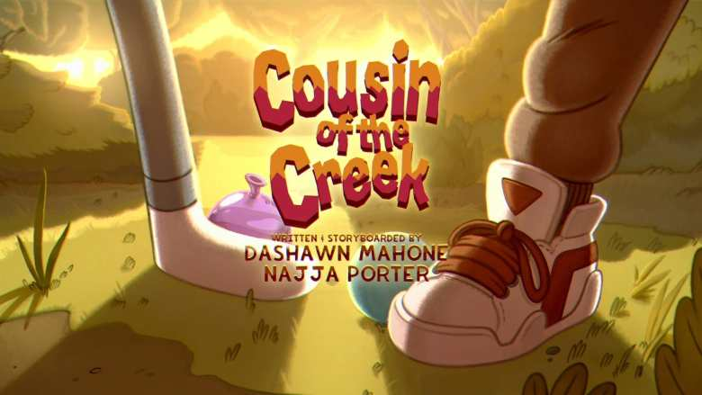 Cousin of the Creek