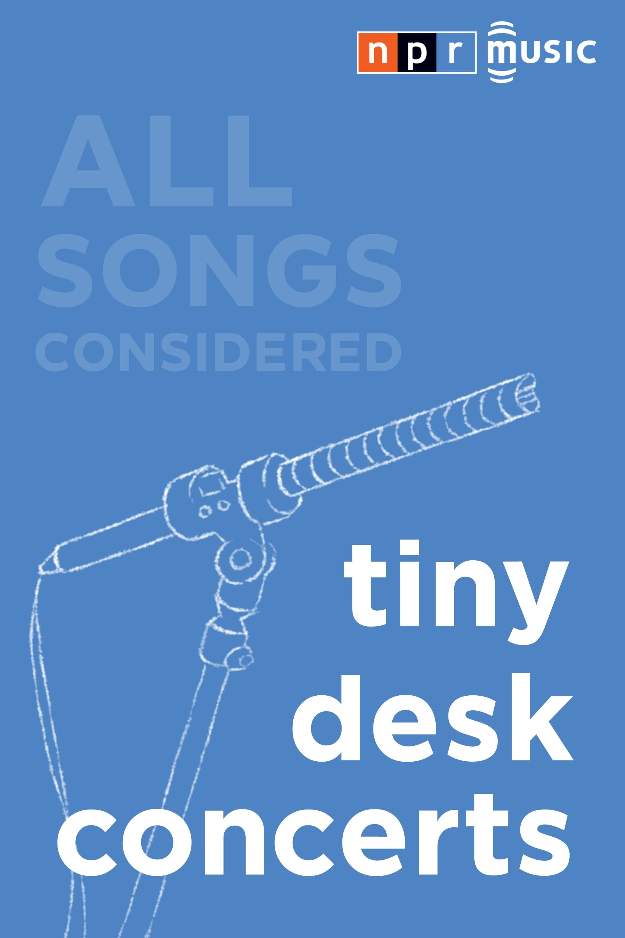NPR Tiny Desk Concerts series tv complet