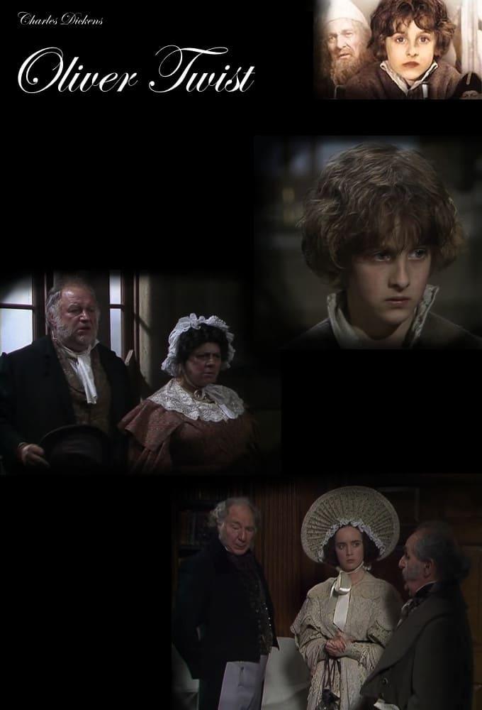 Oliver Twist series tv complet