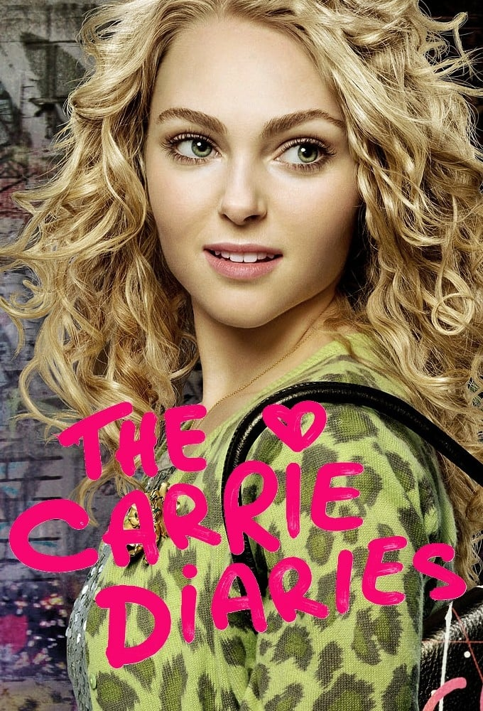 The Carrie Diaries series tv complet