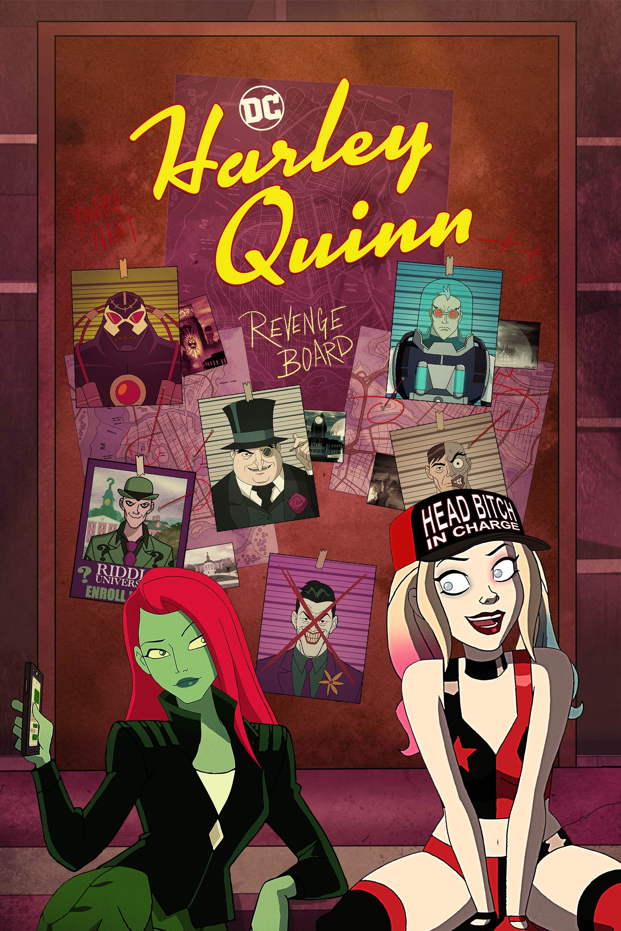 Harley Quinn series tv complet