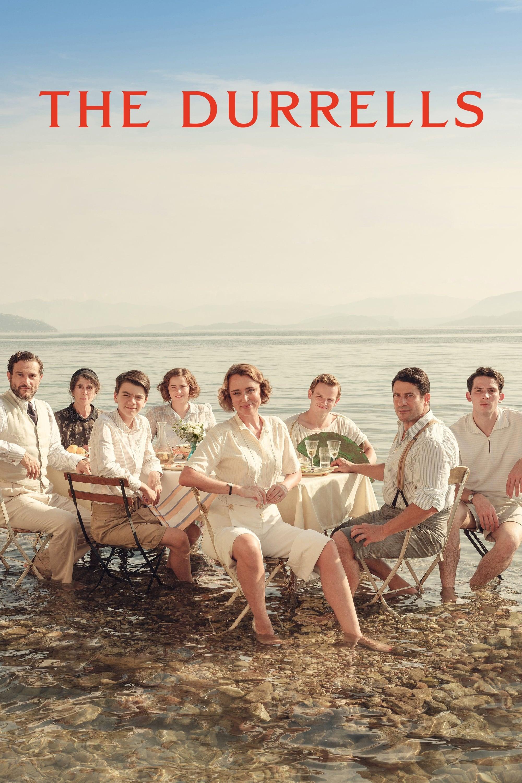 La Folle Aventure des Durrell series tv complet