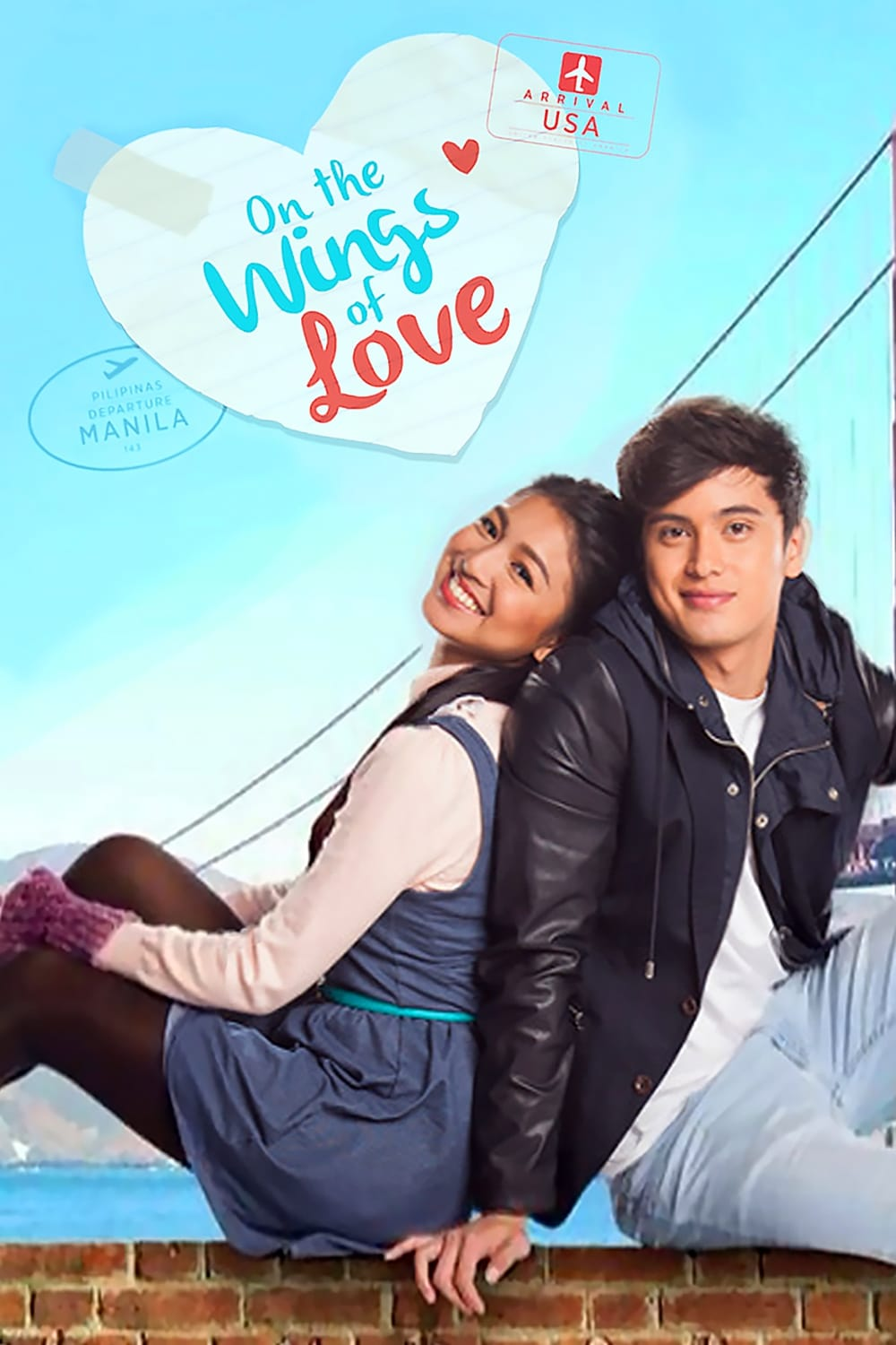 On the Wings of Love series tv complet