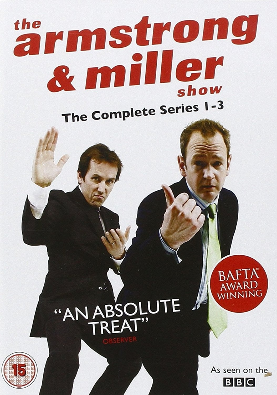 The Armstrong and Miller Show series tv complet
