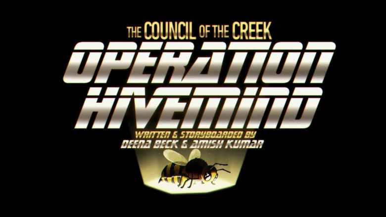 Council of the Creek: Operation Hive-Mind