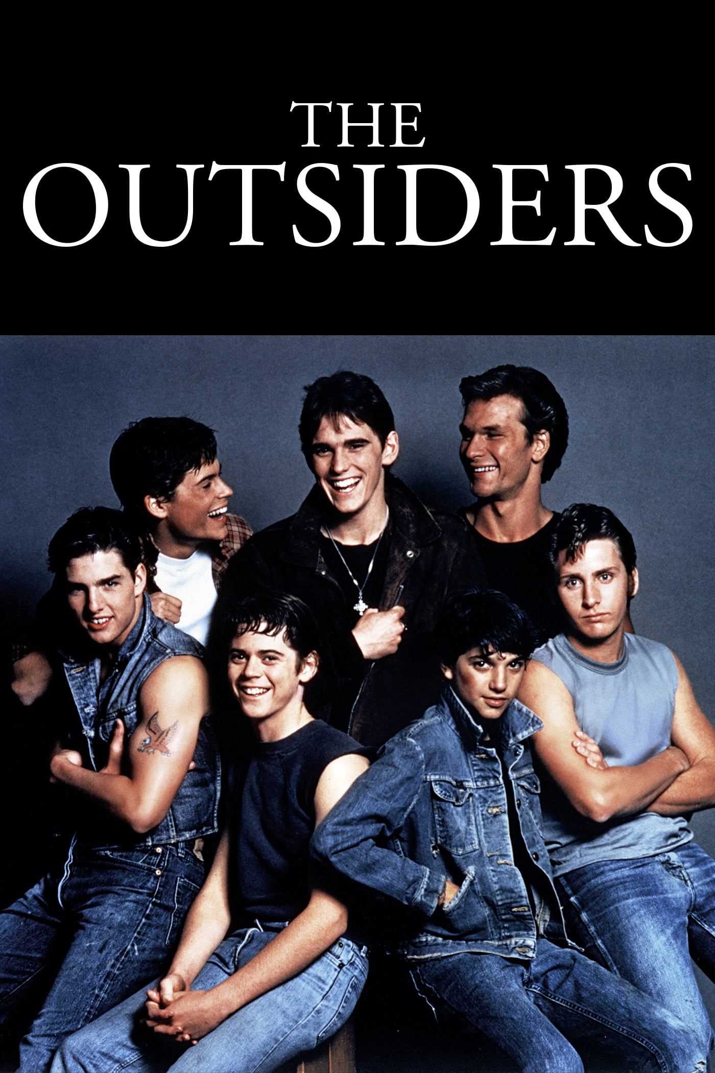 The Outsiders Wiki Synopsis Reviews