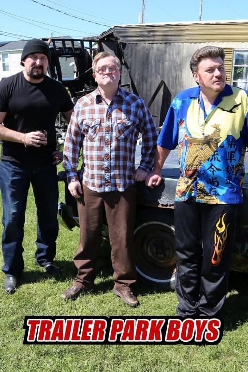 Trailer Park Boys series tv complet