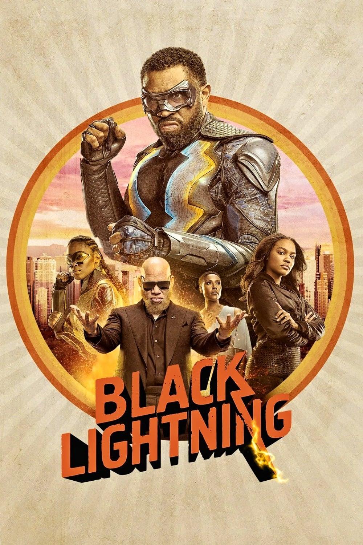 Black Lightning series tv complet
