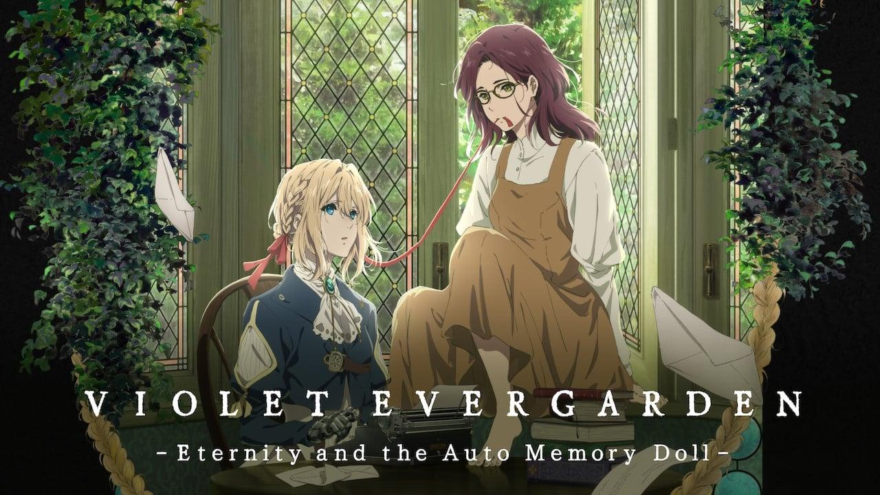 Violet Evergarden Gaiden