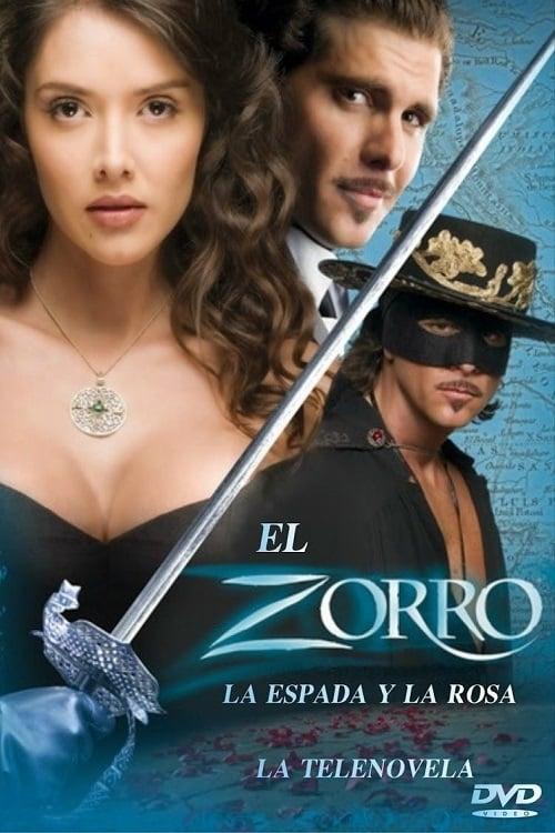 Zorro: La espada y la rosa series tv complet