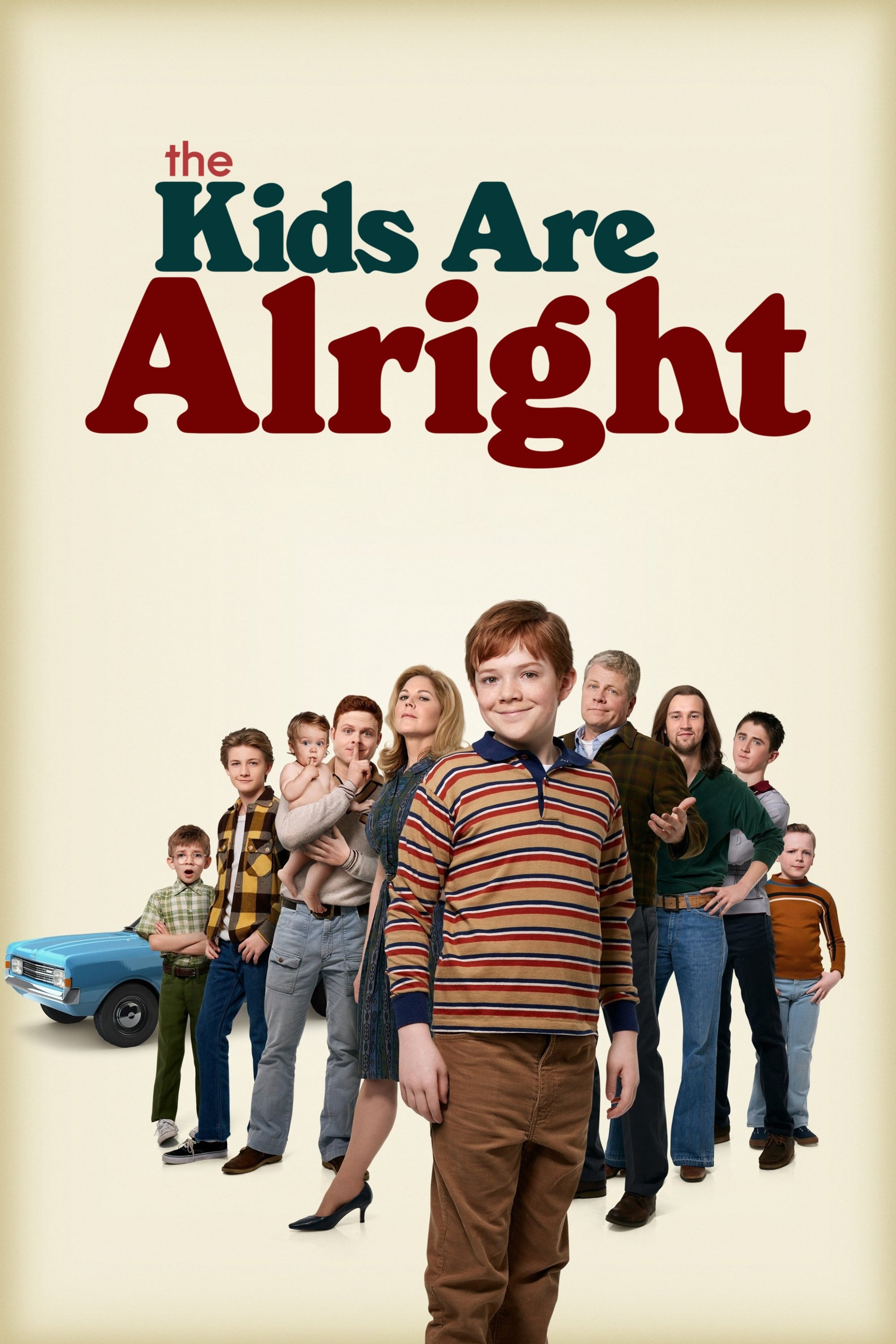 The Kids Are Alright series tv complet