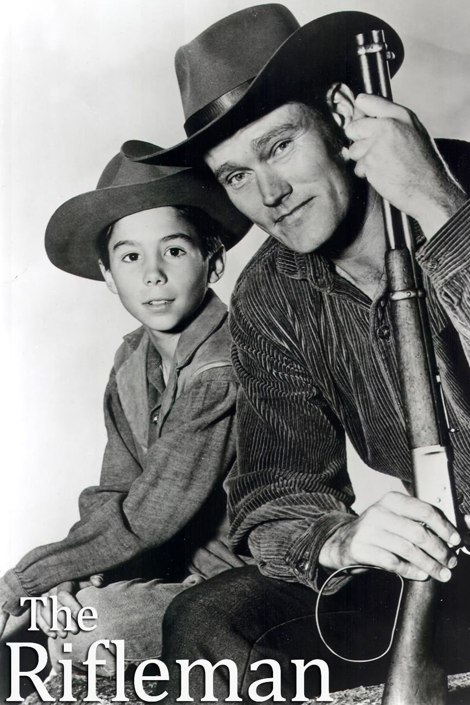 The Rifleman series tv complet