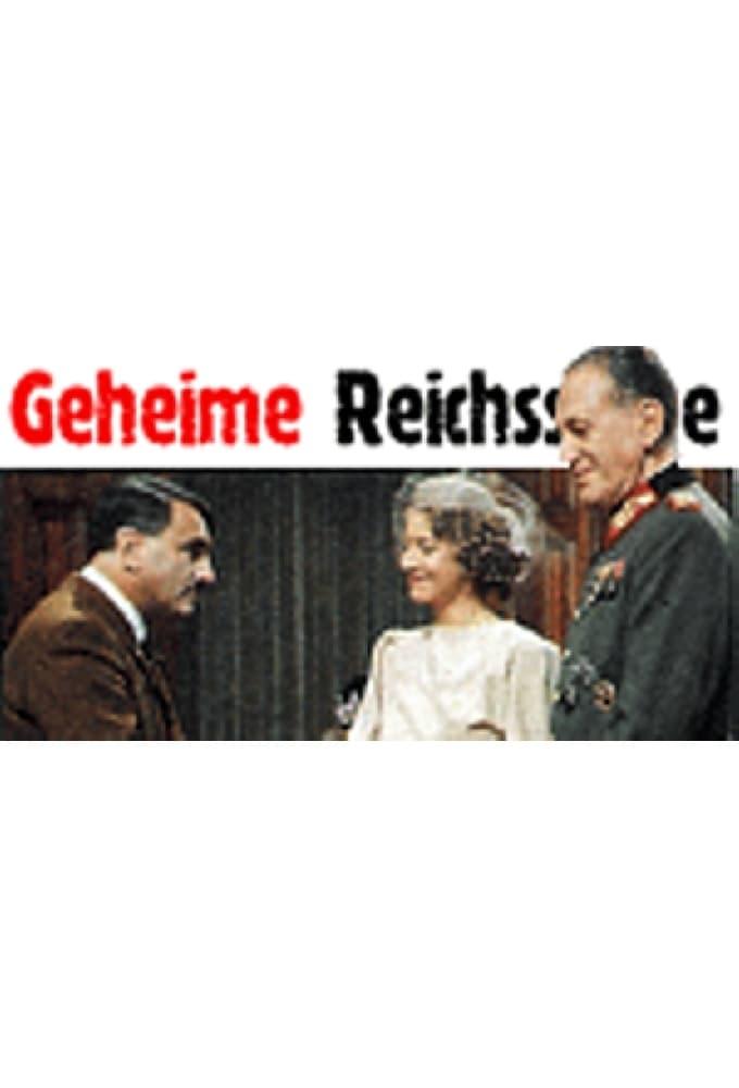 Geheime Reichssache series tv complet