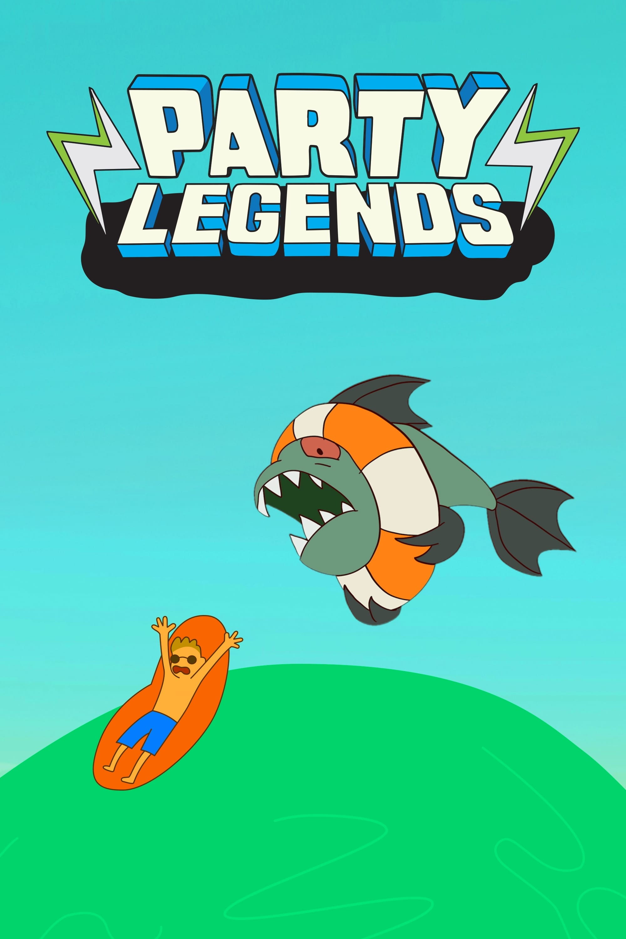 Party Legends series tv complet