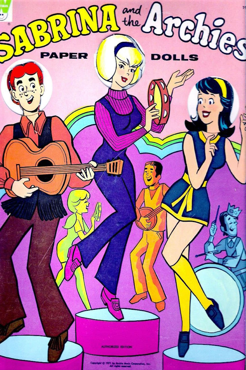 The New Archie and Sabrina Hour series tv complet