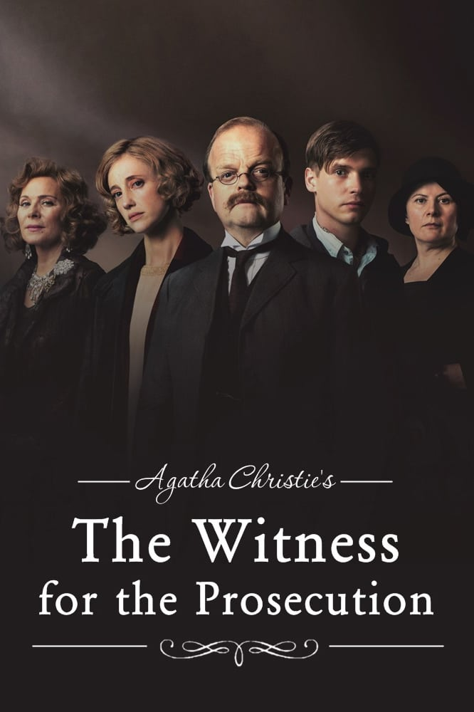 The Witness for the Prosecution series tv complet
