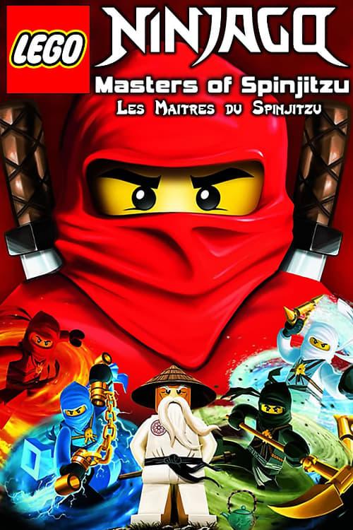Lego Ninjago : Les maîtres du Spinjitzu series tv complet