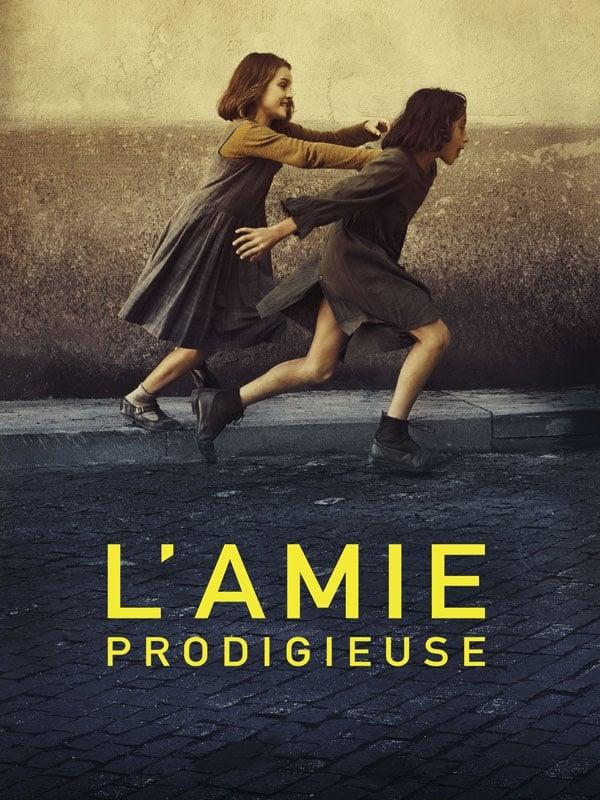 L'Amie prodigieuse series tv complet