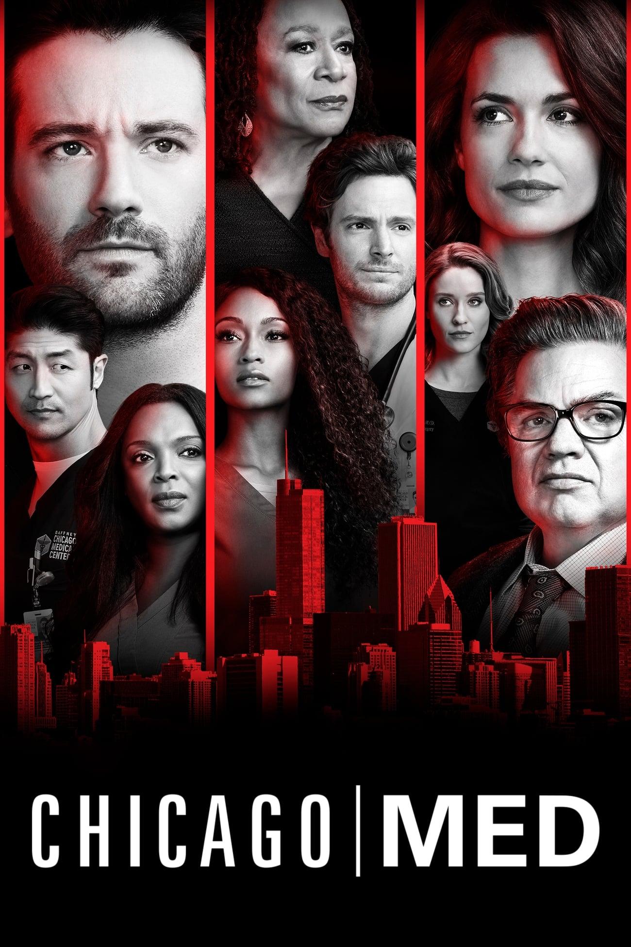 Chicago Med series tv complet