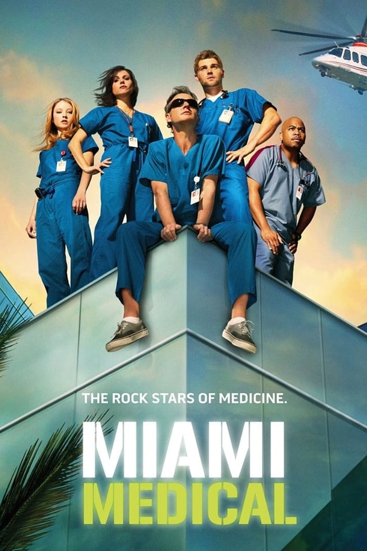 Miami Medical series tv complet
