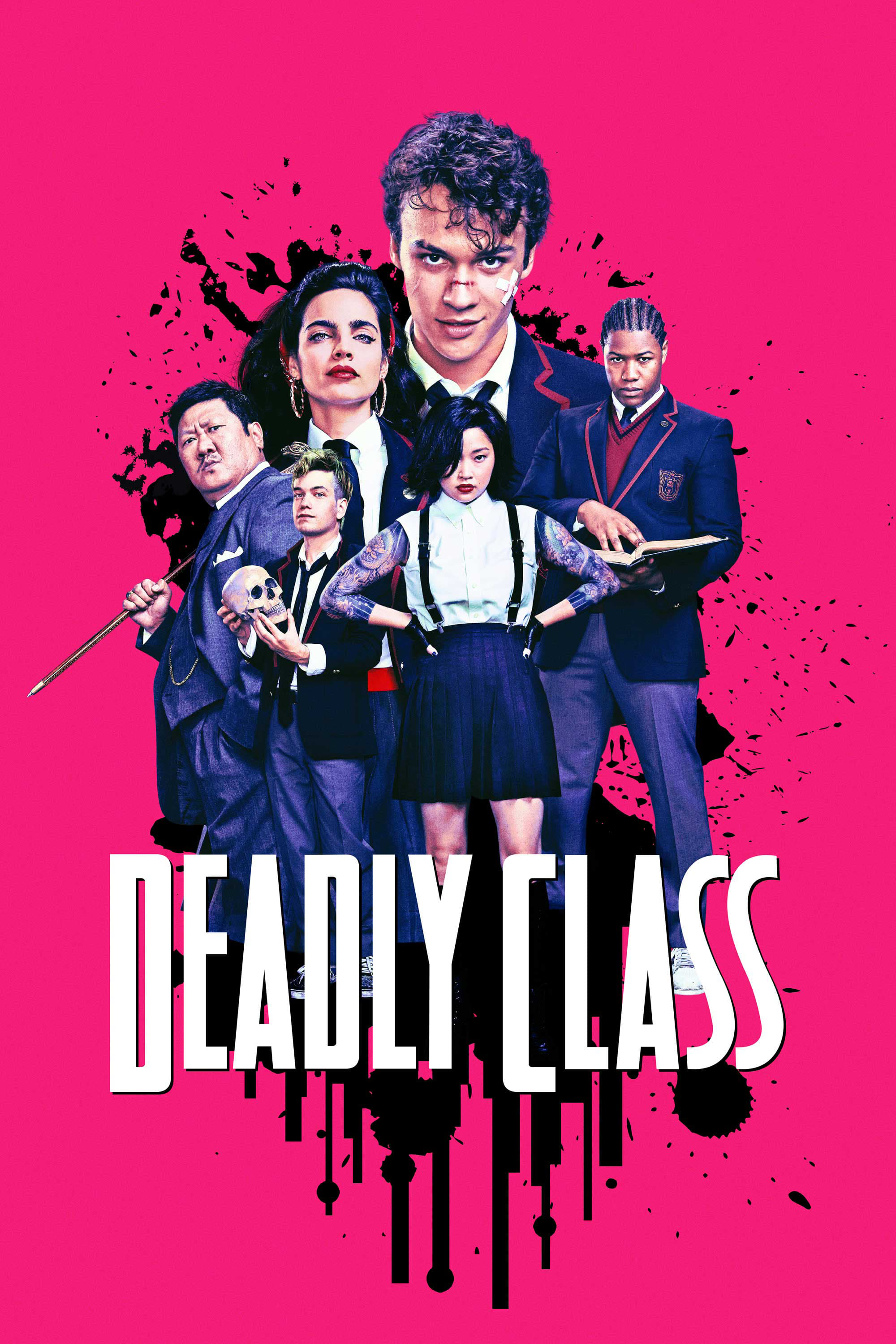 Deadly Class series tv complet
