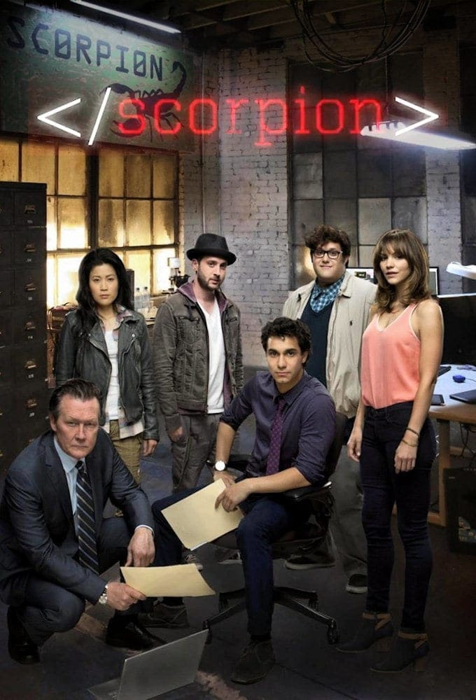 Scorpion series tv complet