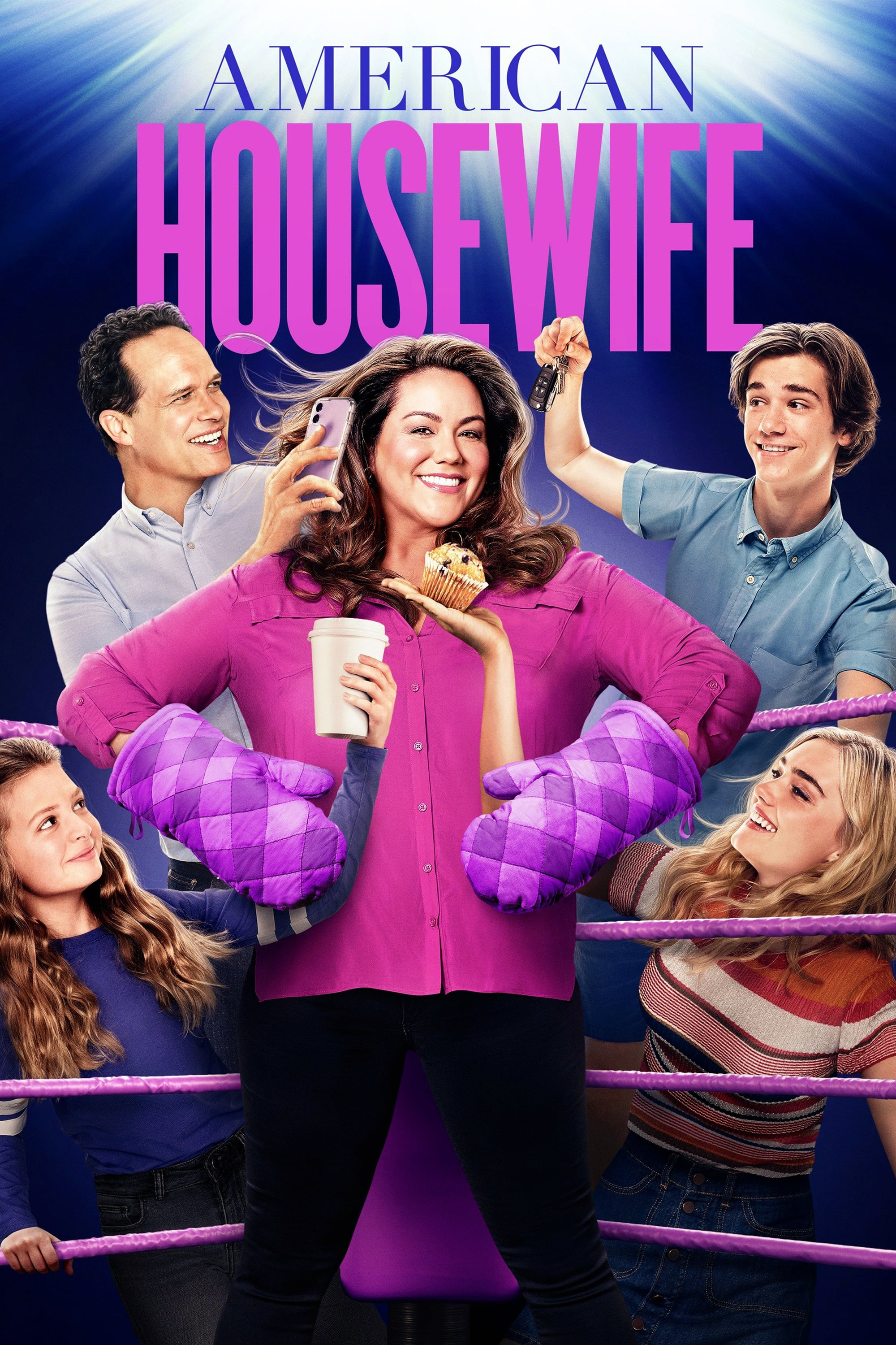 American Housewife series tv complet