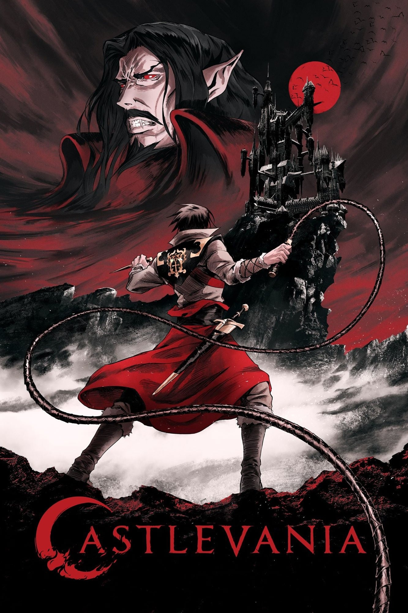 Castlevania series tv complet