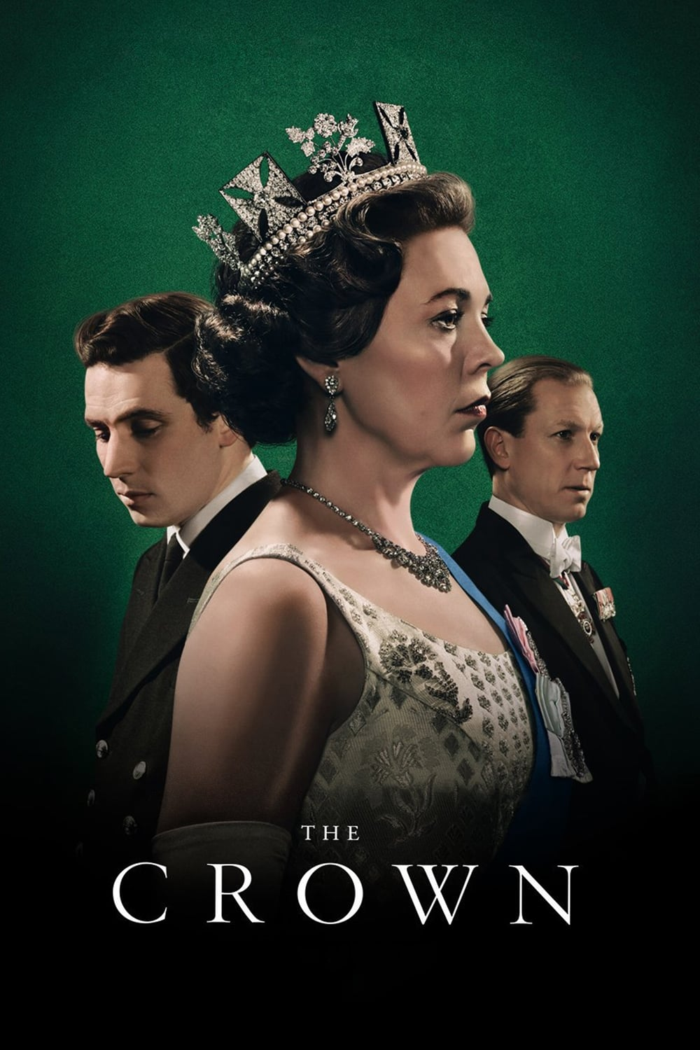 The Crown series tv complet
