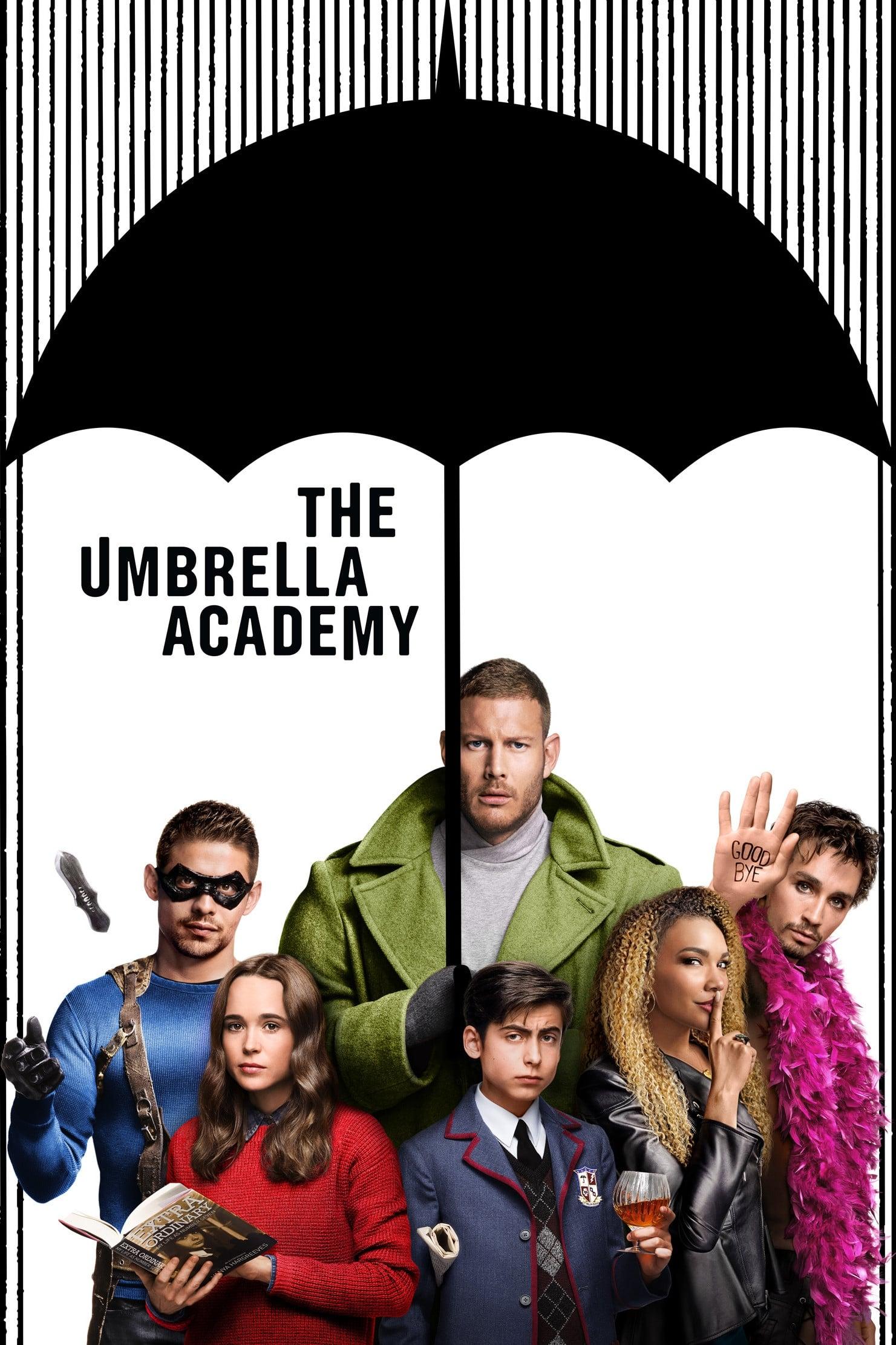 Umbrella Academy series tv complet