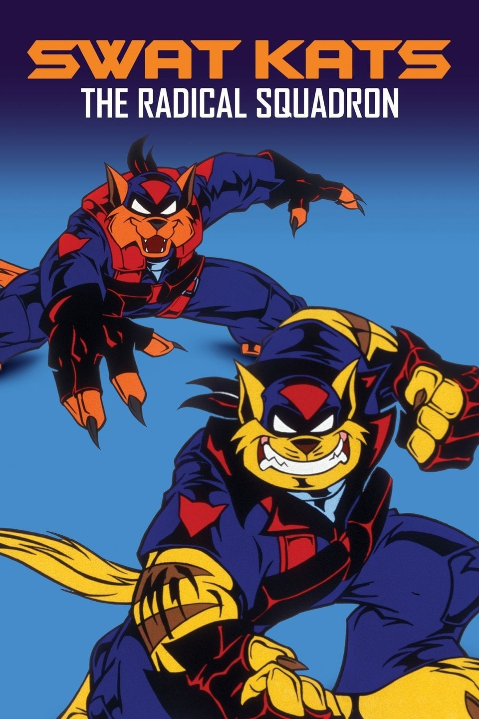 SWAT Kats: The Radical Squadron series tv complet