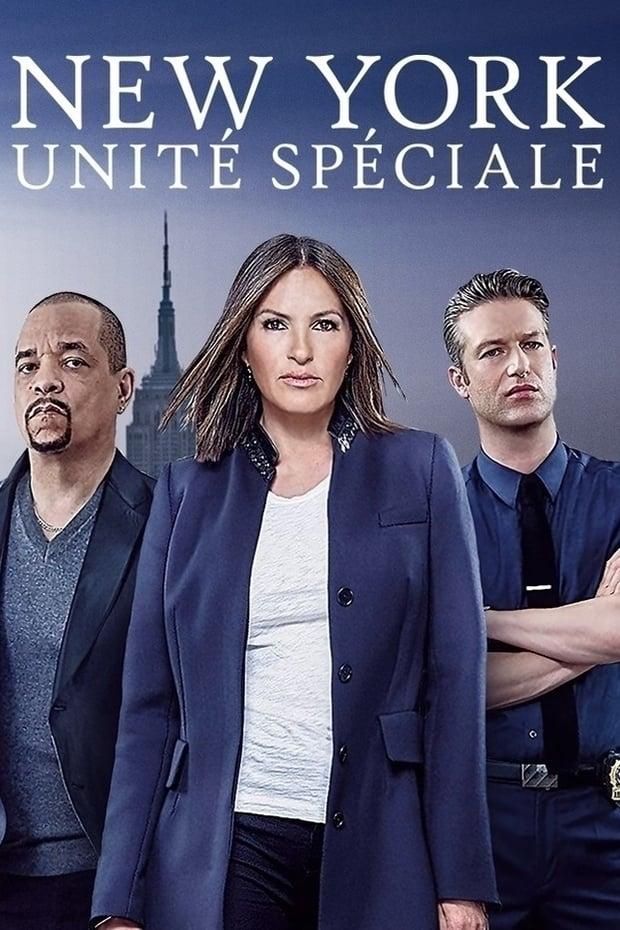 New York, unité spéciale series tv complet
