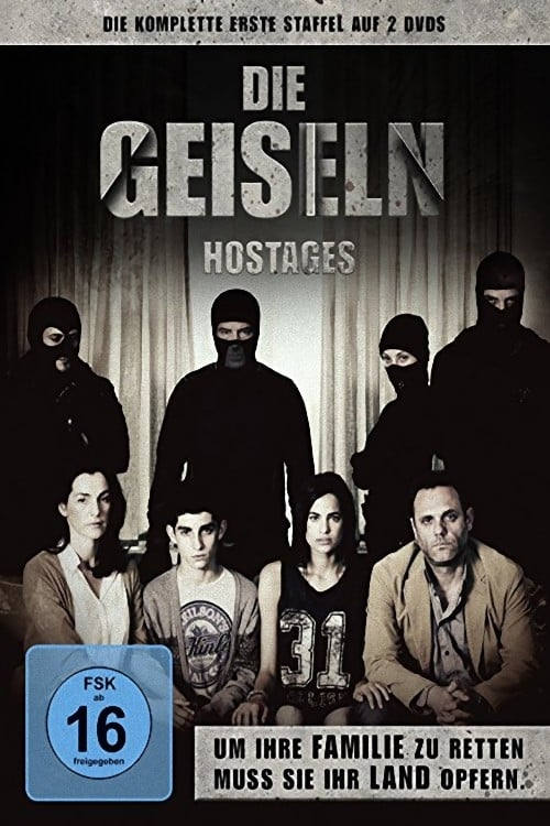 Hostages (IL) series tv complet