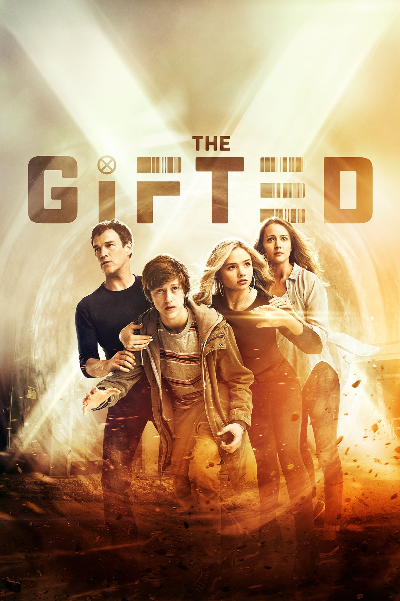 The Gifted series tv complet