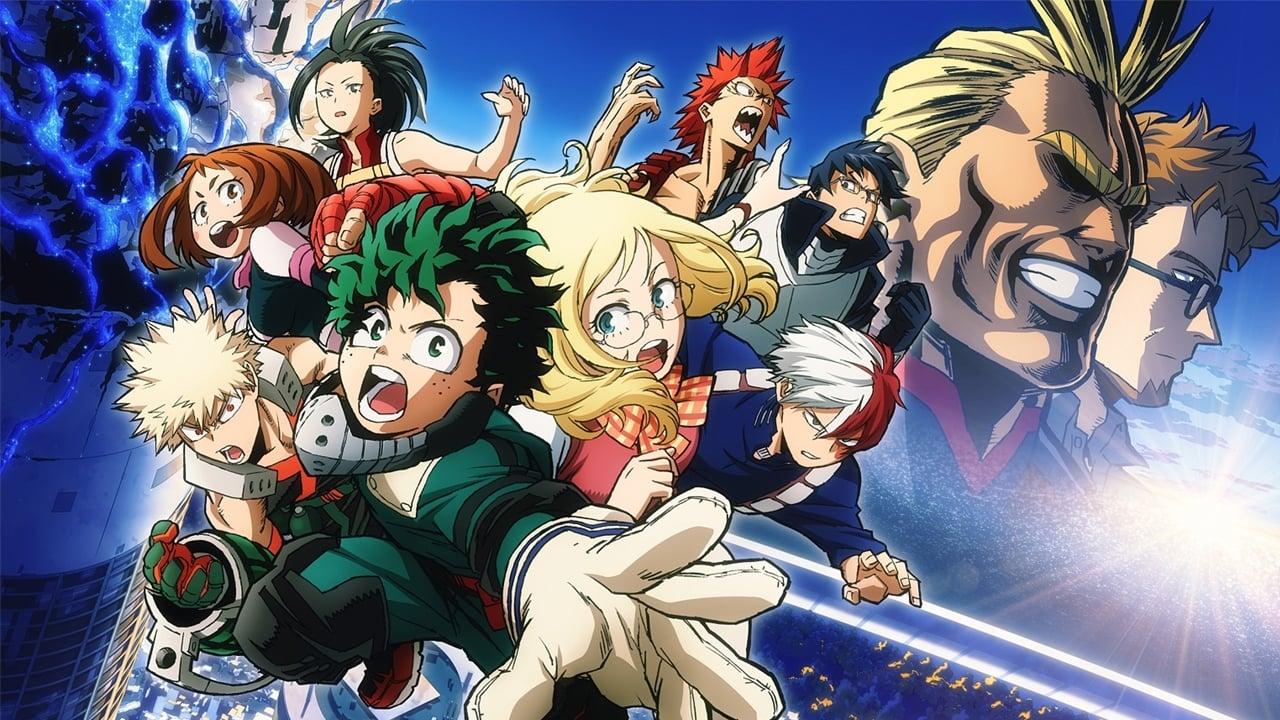 Boku no Hero Academia the Movie 1: Futari no Hero