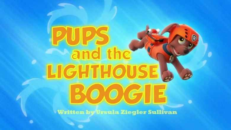 Pups and the Lighthouse Boogie