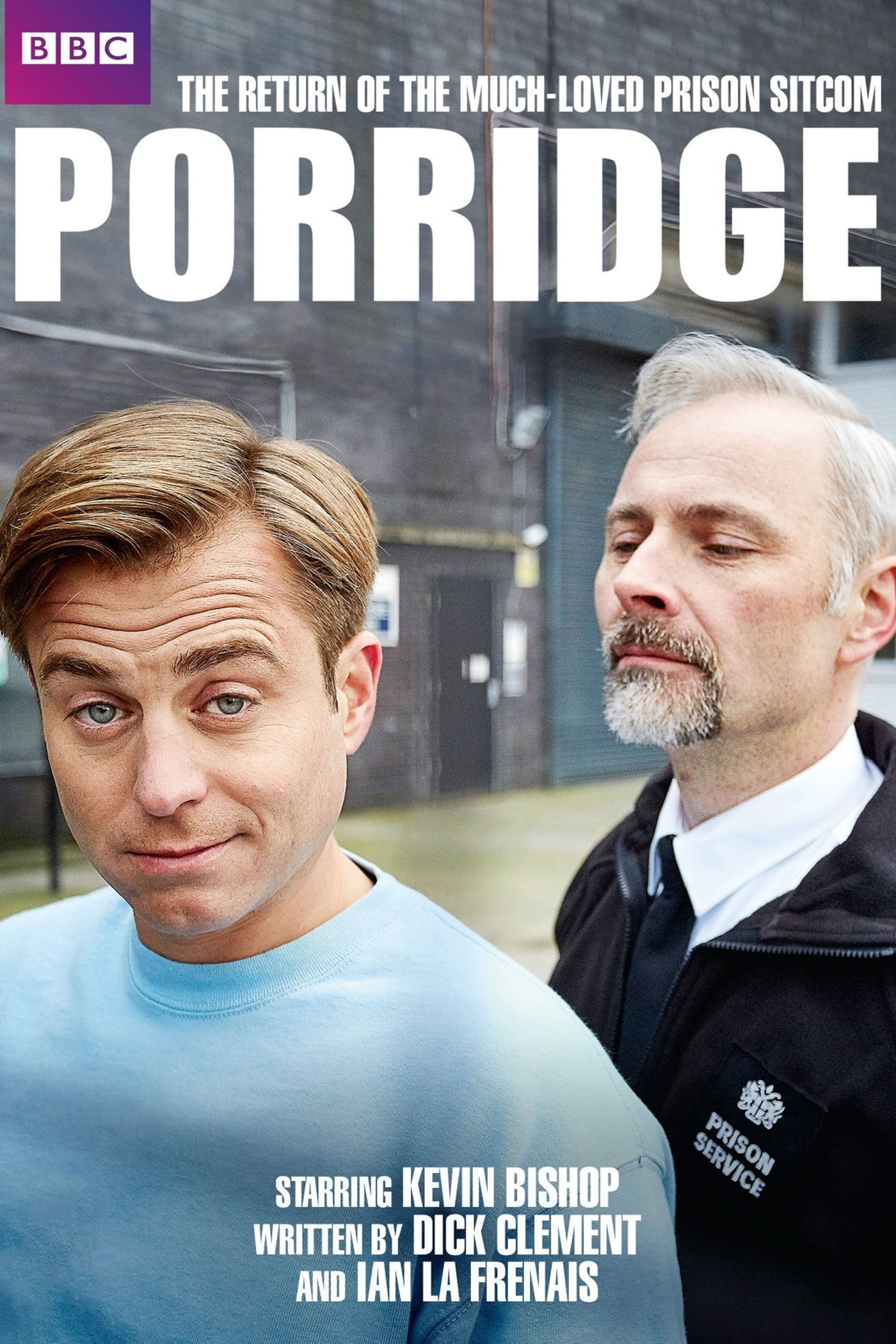 Porridge series tv complet