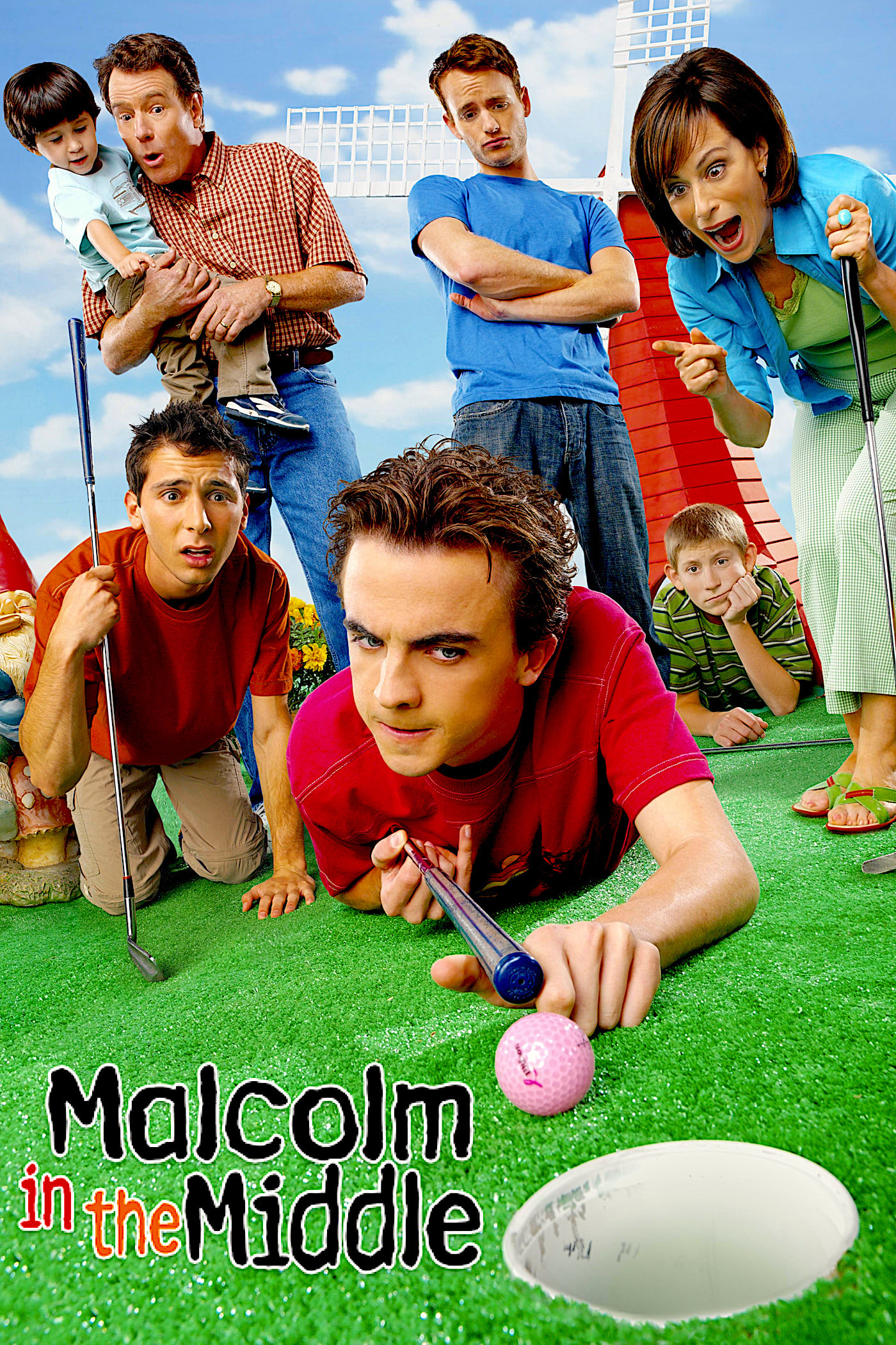 Malcolm series tv complet