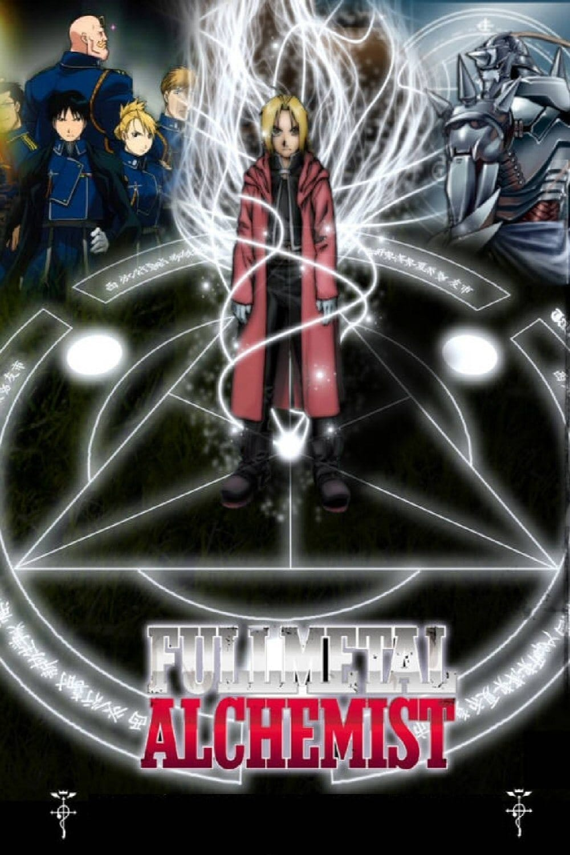 Fullmetal Alchemist series tv complet
