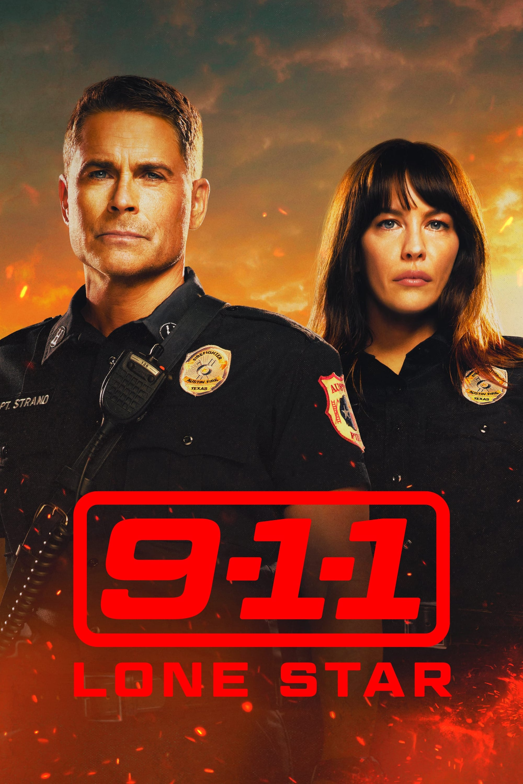 9-1-1: Lone Star series tv complet