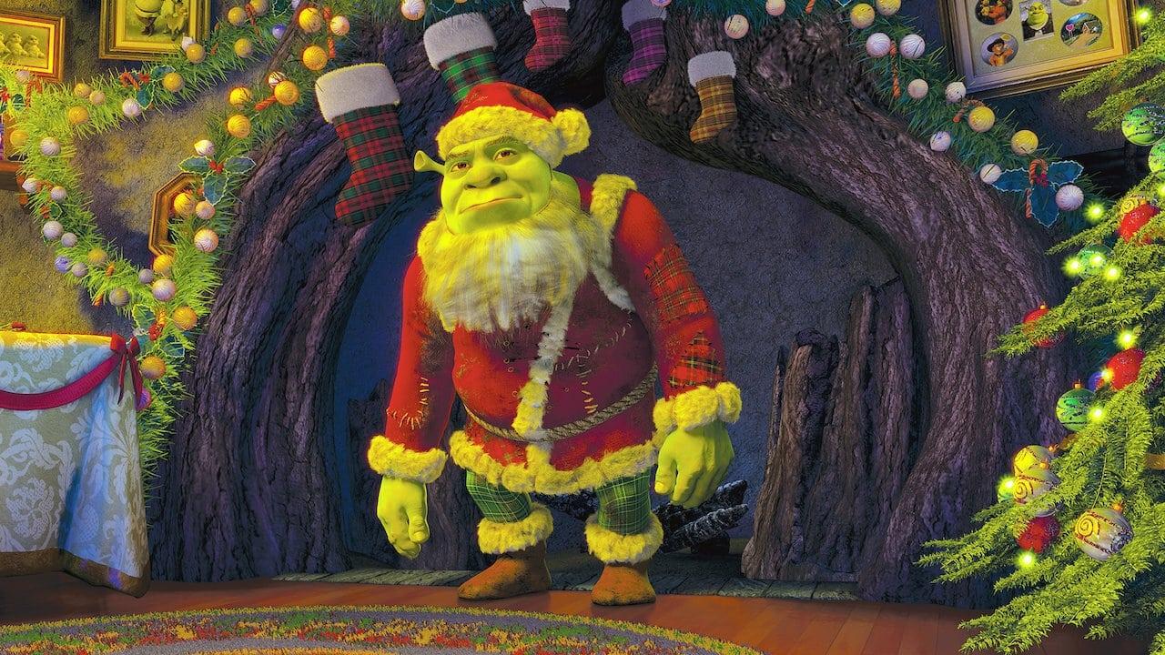 Shrek Ogrorisa la Navidad