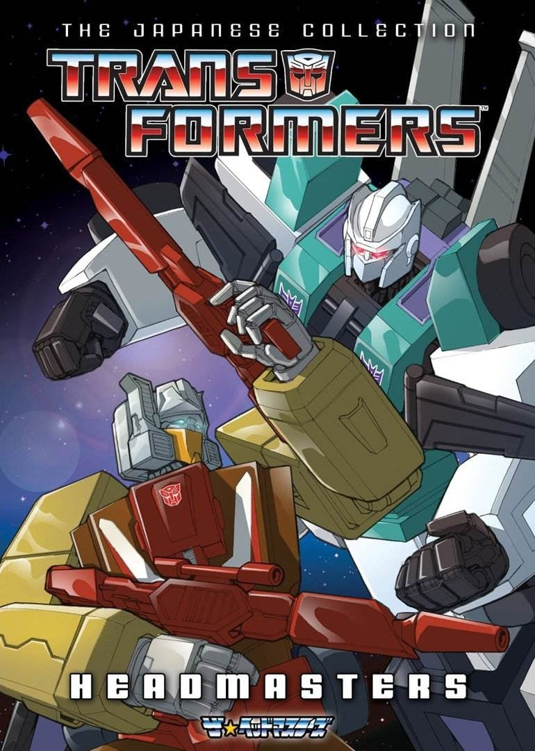 Transformers The Head Masters series tv complet